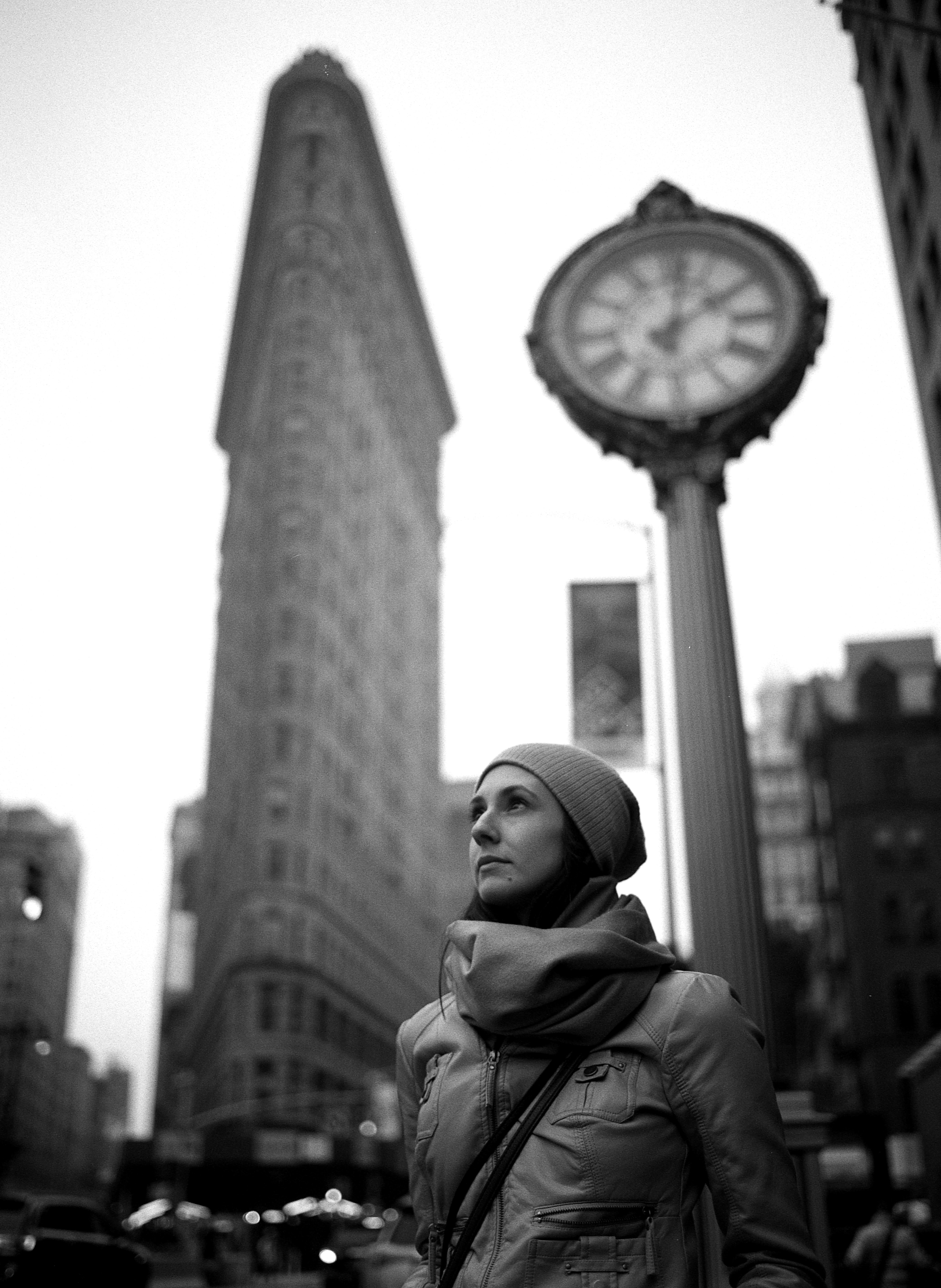 Visiting NYC [Mamiya 645 Pro TL, 55mm 2 8, Tri-X] : analog